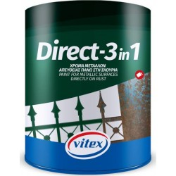 VITEX DIRECT-3 IN 1 10 ΛΕΥΚΟ 750ML