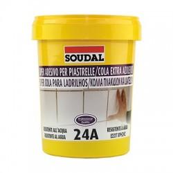 ΚΟΛΛΑ ΠΛΑΚΙΔΙΩΝ & ΔΑΠΕΔΩΝ 24Α 1 kg SOUDAL 36719