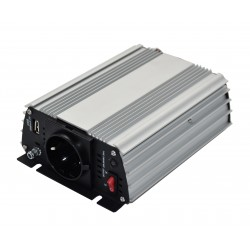 INVERTER 12V-220V 500W BORMANN BMI1200 (024088)