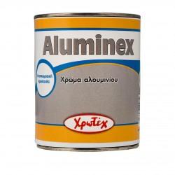 ΧΡΩΜΑ ΑΛΟΥΜΙΝΙΟΥ 0,375ML ALUMINEX ΧΡΩΤΕΧ