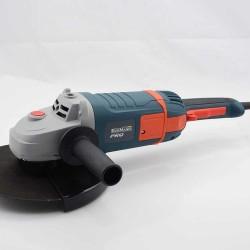 ΓΩΝΙΑΚΟΣ ΤΡΟΧΟΣ  2400W,Φ230mm BORMANN Pro BAG2400 (003700)